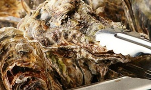 定番からオススメの名物まで。ぷりぷりの牡蠣をたっぷり堪能≪牡蠣の揚げ餅UFOやチヂミ焼き、カンカン焼きなど牡蠣つくし全10品≫ @浜の牡蠣小屋 新横浜店