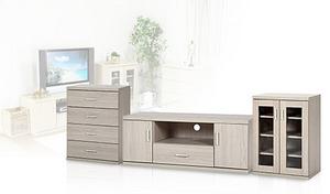 【送料込み/52%OFF/3種展開】どんな部屋でも合わせやすいシンプルなデザインが魅力《収納家具 ラルゴ シリーズ ホワイト》まとめてそろえれば、統一感のあるお部屋に。部屋の模様替えや新生活を始める方に最適