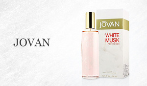 【81%OFF】やわらかく優しく香るようなホワイトムスクの香り。《ジョーバン ホワイトムスク フォーウーマン》