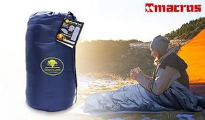 気温の変化が激しい山やアウトドアでのキャンプ、万が一の災害対策などにおすすめ《耐冷-10℃スリーピングバッグ》男女問わず使える大きめサイズの寝袋