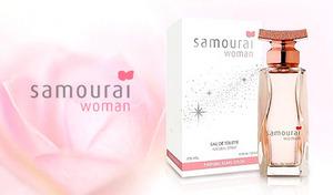 【71%OFF】女性から愛され続けているフレグランスがリニューアル。《サムライウーマン EDT 40mL》より女性らしく、より深みのある香りに生まれ変わりました