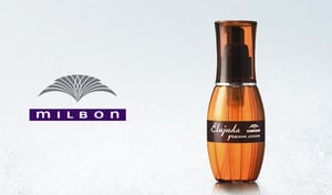 髪のダメージを優しく補修して、サロン帰りのような上質な手触りの健やかな髪へと導く《ミルボン ディーセスエルジューダグレイスオンセラム 120g》