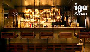 【120分飲み放題付き】渋谷で大人気の「大人の遊び場」が町田に上陸。ブランコやバスタブ、ミニクーパーなど楽しい仕掛けいっぱいの空間で創作料理と豊富なドリンクを堪能《満喫コース全8品+飲み放題》