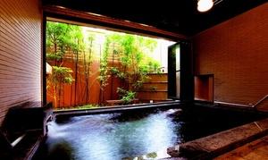 嬉野川沿いに佇む全14室の宿で日本三大美肌の湯を≪口の中でとろけるような伊万里牛しゃぶしゃぶがメインの会席料理&かけ流しの温泉/和室/1泊2食付≫ @嬉野温泉 隠宿 華の雫