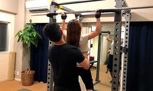 【最大85%OFF】元芸能事務所専属トレーナーがあなたの体をボディメイキング≪パーソナルトレーニング(減量プログラム)/ 2回分 or 4回分 or 8回分≫男女可 @Spoon