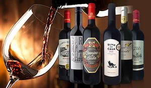 【送料込み】金賞を獲得したフランスとスペインの個性あふれる赤ワインをセレクト。芳醇な香りや豊かな果実味、心地よい余韻を楽しむ《フランス&スペイン産金賞受賞飲み比べ6本セット》
