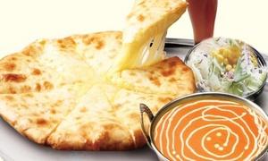 【最大26%OFF】食欲にまかせて本格インドカレーを堪能≪予約不要のランチカレーセット / 他、120分食べ飲み放題ディナーコースなども有≫ @Deepika(ディピカ)