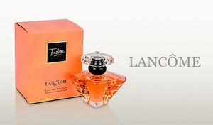 《ランコム トレゾァ EDP 30mL》「宝物」という意味を持つ、ランコムを代表する名香。誰からも愛される香りとして名高い、華やかで上品な女性らしい香り