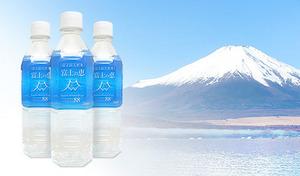 【送料込み】注目のミネラル成分たっぷり《富士山天然水 富士の恵 バナジウム88 500mL×48本》富士山北西部に位置する朝霧高原より。バナジウムを豊富に含むナチュラルミネラルウォーター