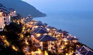 [1室2名分]世界が注目する最上級リゾート「ダナン」≪部屋はソンチャーテラススイート/4連泊朝食付≫ @InterContinental Danang Sun Peninsula Resort