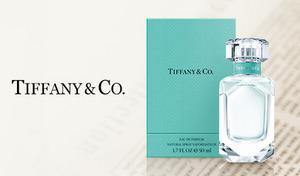 ティファニーが15年ぶりに発表した待望のフレグランス。アイリスをメインにした女性らしく気品あふれるフローラルムスクの香り《ティファニー EDP 50mL》