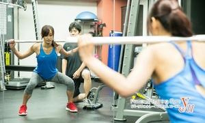10回分/パーソナルトレーニング50分+入会金|男女可|Personal Training Gym Yell|港区 溜池山王駅