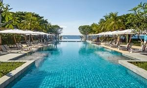 [1枚1室分(大人3名までなど)]美しい海が広がるセブ・マクタン島のリゾートホテル≪選べる客室(デラックスルームorプライベートプールヴィラ)/空港から送迎あり/2連泊朝食付≫ @Crimson Cebu Resort&Spa