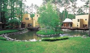 フォレストヴィレッジ滞在プラン初登場。まるで別荘にいるかのような、富士山麓リゾートを満喫≪ツインルーム/和洋ビュッフェ/スパ無料/1泊2食付≫ @FUJI PREMIUM RESORT