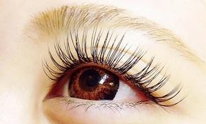 Jr.アイリストによる、まつ毛エクステ(上)120本+オフ|SeaRoom -nail and eyelash|渋谷区 表参道駅