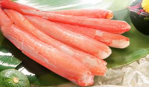 【送料込み】殻剥き不要《ボイル紅ズワイカニポーション 300g×2P》解凍してそのまま食べるのはもちろん、お鍋やしゃぶしゃぶでもおすすめ