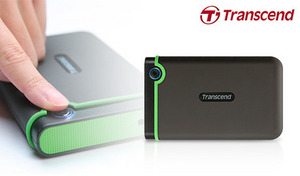 【63%OFF/3年保証】大容量1TBで写真や文書データをたっぷり保存。高速データ転送を兼ね備えた、ラバー製アウターケースの薄型モデル《Portable HDD 1TB TS1TSJ25M3S》