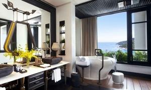 [1室2名分]世界が注目する最上級リゾート「ダナン」≪部屋はリゾートクラシック/4連泊朝食付≫ @InterContinental Danang Sun Peninsula Resort