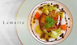 【最大56%OFF/選べる1ドリンク付き】南仏を感じさせる落ち着いた空間で丁寧に彩りよく飾られた肉・魚のWメインを堪能《季節の食材を使用したフルコース5品+1ドリンク付き》