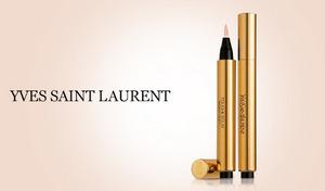 《イヴサンローラン ラディアントタッチ 2 ルミナスアイボリー》世界で10秒に1本売れている、コンシーラーの定番人気商品。ひと筆で肌に明るさと輝きを。透明感とツヤ感でくすみを晴らし、ハイライト効果で立体感を演出します