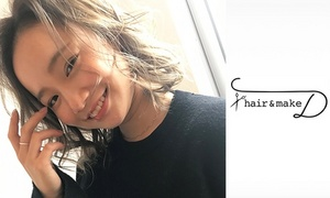 最大69%OFF カット+(ヘッドスパorトリートメント)/他2メニュー|男女利用可|hair&make~D~ 錦糸町店|墨田区 錦糸町駅