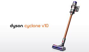 スティックコードレスタイプながらも、パワフルな吸引で微細なゴミを掃除《Dyson Cyclone V10 Absolutepro SV12 ABL》