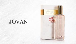 【81%OFF】ミステリアス、そしてセクシーなフローラル・ムスキーの香りでリピーター続出。ムスク系香水の代表格《ジョーバン ホワイトムスク EDC 96mL》