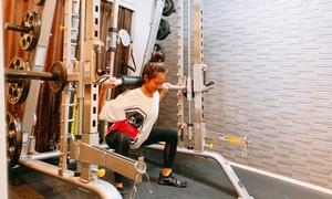 最大68%OFF パーソナルトレーニング60分(カウンセリング込)+入会金/4回分or8回分|男女可・最終受付22時・シャワー完備・靴やウェアなどレンタル可|Go Fit Shinagawa|港区 品川駅