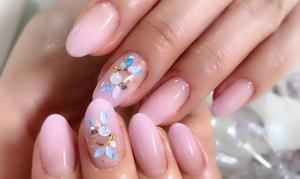 シンプルジェルネイル+オフ(ハンド or フット)/他3メニュー|女性限定|Beauty salonRaffinato|京都市 桂川駅