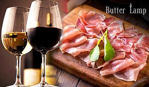 """【150分飲み放題+生ハム食べ放題】ホロホロになるまで煮込んだ""""若鶏の白ワイン煮込み""""や、みずみずしい甘みが優しい""""姫野菜のバーニャカウダ""""。イタリアのカフェのような肉バルで本格イタリアンを満喫《トラットリアコース》"""