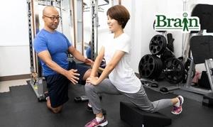 最大82%OFF 整体&ストレッチ施術+BFRトレーニング+カウンセリング+測定(計90分)/時間指定有り or 全時間利用可|男女可|パーソナルトレーニングジム Brain|町田市 町田駅