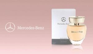 【79%OFF】ミモザやヴァイオレットのさわやかで繊細なフローラルの香り《メルセデス・ベンツ フォーウーマン EDP 30mL》ラグジュアリーな魅力が詰まったフレグランス