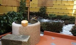 4月完成!庭園風呂&温泉蒸し風呂が追加されて10種のお風呂を満喫。夜は伊勢海老・鮑 温泉せいろ蒸しで海の幸三昧≪地魚姿造りやせいろ蒸し/海側和室/ 1泊2食付≫ @ホテル志なよし