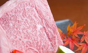 「本物の味わい」にこだわり、食通の舌を唸らせる鉄板焼店≪厳選仕入特撰牛のステーキやオマール海老など、プレミアム会席7品≫ @桔梗(キキョウ)