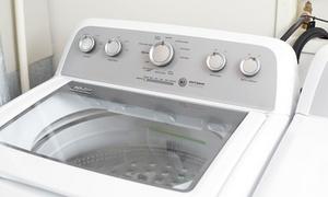 ニオイや汚れが手遅れになる前に。隅々までしっかりお掃除を≪タテ型洗濯機クリーニング+洗濯パン+選べるオプション1ヶ所≫ @株式会社 レンタル&クリーニング