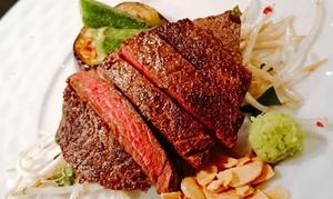 フォアグラの鉄板焼・特選黒毛和牛フィレステーキなど8品(チャージ代込)|創作鉄板Boo|神戸市中央区 三宮