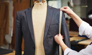 【最大51%OFF】国内縫製のオーダーメイドスーツで、さらなる粋な男へ≪約70種の国産生地から選ぶオーダースーツ/他3メニュー≫ @森島羅紗店