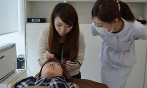 美容商社プロデュースのエステスクールで、本格的な技術を習得≪まつ毛エクステンション1日講習(180分)≫ @フォレストエステティックスクール大阪校