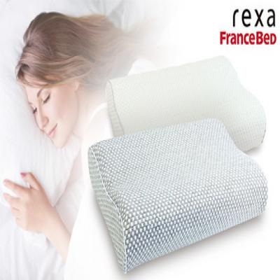 【63%OFF】健康で快適な眠りを追求する「フランスベッド」独自技術から生まれた低反発枕《aerate pillow(エアレートピロー コンフォート)》ハードとソフト、選べる2つの寝心地