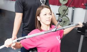 当店でトレーニングを始める方のほとんどがトレーニング未経験者≪パーソナルトレーニング60分 2回分≫男女利用可 @ネクサスフィットネス浦和西口店