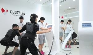 【最大47%OFF】東京の人気店が福岡に登場。次世代トレーニングシステムで理想のボディメイキング≪X BODY&健顔トレーニング+高周波セルライト除去/3回分 or 5回分≫ @X BODY Lab 福岡