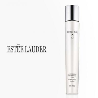 《エスティローダー クレッセントホワイトローション 200mL》光を反射する、みずみずしい透明感の素肌に。日差しに負けない、フレッシュな美しさをもたらす化粧水