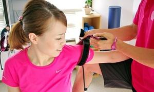 お子様連れもOK。時短トレーニングだから、無理なく続けられる≪加圧トレーニング30分×3回分≫女性限定