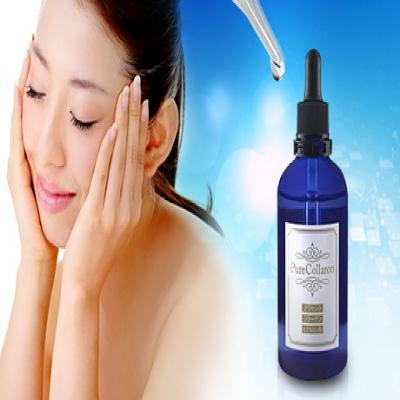【80%OFF】エステサロン専売品をお得にご提供《ピュアコラロン 100mL》ヒアルロン酸、コラーゲン、プラセンタエキスなど11種類の美容成分を配合した高品質の美容液