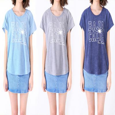 【3色展開】レディス UVTシャツ/528655