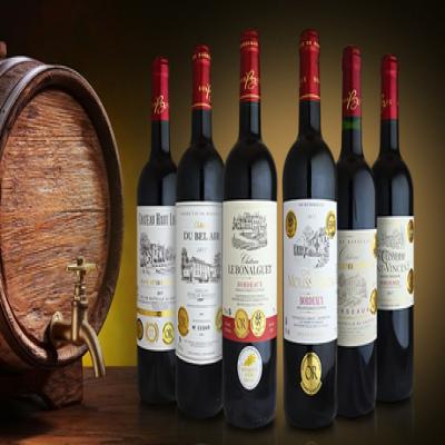 【送料込み】金賞3つ以上受賞の銘柄だけを厳選したプレミアムな6本セット。ボルドーワイン&赤ワイン好き必見のラインアップ《ボルドー産複数金賞受賞ワイン6本セット》
