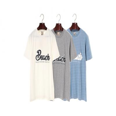 【Ocean Pacific/3色展開】シンプルながらも存在感のあるデザイン。フロントのロゴワッペンがアクセントになったTシャツ《メンズ Tシャツ》
