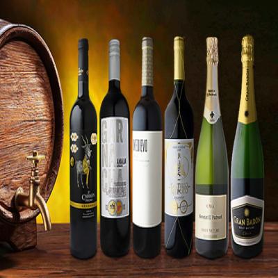 【送料込み】数々の受賞歴を誇る赤ワインから、超辛口スパークリングワインまで、多彩な味わいを飲み比べて楽しめるワインセット。晩酌のお供やホームパーティーの1本におすすめ《スペイン産ワイン6本セット》