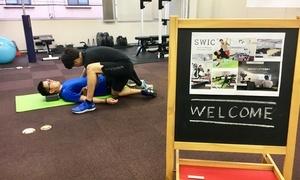 お試しパーソナルトレーニング4回分|他2メニュー|男女利用可・新規限定|Sports Wellness Inovation Center|中央区 東日本橋駅