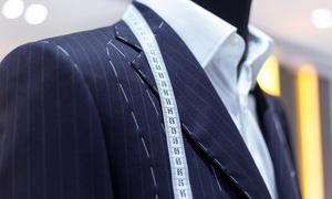 最大51%OFF およそ30種の国産生地から選ぶオーダースーツ/他3メニュー|リピーターも利用可|森島羅紗店|名古屋市中区 栄駅